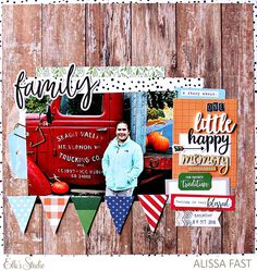 Family Fun + Title Builder with Alissa Fast