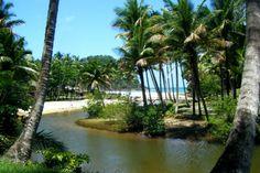 Praia de São José, em Itacaré. Visite o BrasilGuias