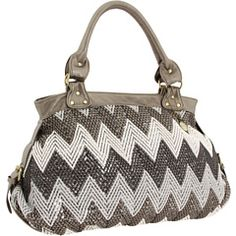 Lookie what we have coming in the next couple of weeks! Big Buddha handbags including this Chloe in Gumetal!
