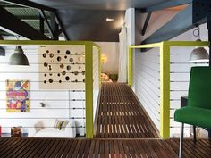 Transformed Industrial Warehouse into a Pop Art Haven   Wave Avenue
