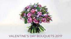 Valentine's Day Bouquets 2017 | flowerona TV