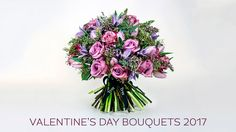 Valentine's Day Bouquets 2017 | flowerona TV