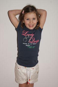 Quapi Kidswear collectie zomer 2014  www.lotenlynn.nl