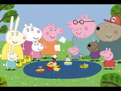 Peppa Pig English Episodes cartoons for children Peppa Pig Movies 2014 Full HD. Subscribe: https://www.youtube.com/user/ZusMovies Source: https://www.youtube.com/watch?v=3yrmkCS8d0k