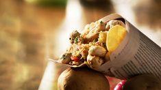 Makhana Sukha Bhel - How To Make Makhana Bhel - Healthy Snacks Roasted Makhana Recipe, India Food, Diwali, Healthy Snacks, Recipes, Health Snacks, Healthy Snack Foods, Indian Dishes
