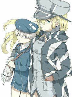 Kancolle: Bismarck & Z1