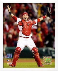 Favorite Cardinal, Yadier Molina .