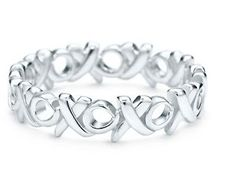 Sprinkling of Spice : Tiffany & Co. - Paloma Picasso XOXO Ring