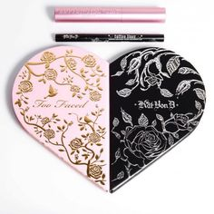 too faced kat von d collab