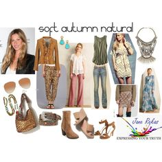 soft autumn natural by expressingyourtruth on Polyvore featuring Free People, sass & bide, American Eagle Outfitters, Gold Case, Pilcro, Rachel Zoe, Jeffrey Campbell, Campomaggi, Bodhi and Stephanie Kantis