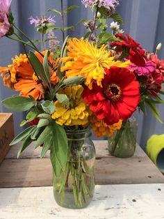 Growing Places Indy bouquet