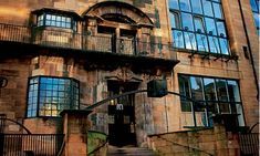 Glasgow School of Art, Glasgow 1897-1899, Charles Rennie Mackintosh