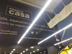 Rotulos para centros comerciales: Espaço Casa
