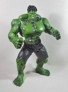 Plastic Hulk Years Action Figures without Packaging Incredible Hulk, Action Figures, Avengers, The Incredibles, Marvel, Statue, Ebay, Link, Art