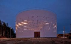 Silo 468 Helsinki Lighting Design Collective 016