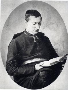 Mons. Francesco Saverio de Mérode (Bruxelles, 26 marzo 1820 – Roma, 12 luglio 1874)