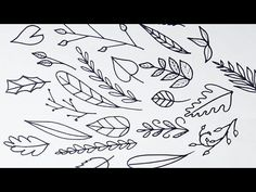 This week's video is a straightforward tutorial demonstrating how to draw various flowers, leaves, buds, and berries. Learn to illustrate these simple floral...