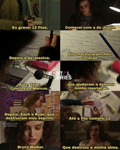 13 Reasons Why 13 Reasons Why Frases, 13 Reasons Why Memes, Thirteen Reasons Why, Frases Bad, Portal, Mental Therapy, Sad Wallpaper, Kids On The Block, Sad Girl