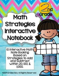 This is a LARGE  bundle of activities, hands-on creating, lesson plan grid, practice activities, and assessments that revolve around interactive notebooks! It is based on adding and subtracting fluently within 20, 100, and 1,000.  This set also allows students to identify the relationship between adding and subtracting.