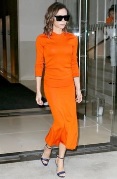 Victoria Beckham's Most Stylish Looks Ever - September 12, 2016 from InStyle.com