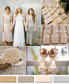fall wedding colors - Fabulous 10 Wedding Color Scheme Ideas for Fall 2014 Trends |