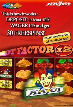 casino promo code 2019