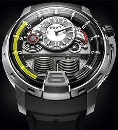 HYT H1 Hydromechanical Watch