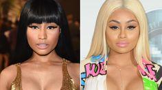 Nicki Minaj Faces Off Against Blac Chyna In Yo Gotti's 'Rake It Up' Video - MTV