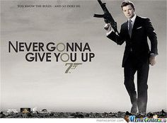 Never gonna give you up
