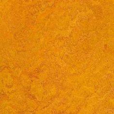 Marigold Vinyl Flooring (Yellow-Orange Colour)