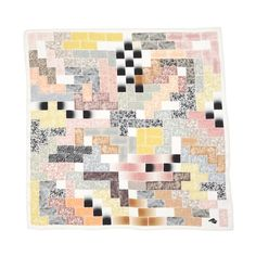 """""""Tiles"""" scarf by SuTurno"""