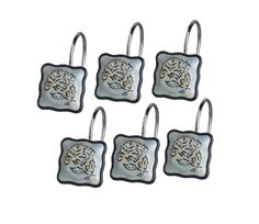zenith products country living monticello decorative shower curtain hooks set of 12 zenith products http
