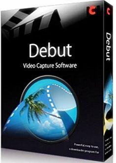 debut video capture software full