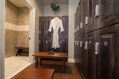 Our Changing Areas We offer full service Women's and Men's Rooms with lockers, rest rooms, showers and basic toiletries Woodhouse Day Spa, The Woodhouse, Leesburg Virginia, Leesburg Va, Spa Day, Showers, Tall Cabinet Storage, Lockers, How To Memorize Things