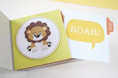 Silhouette Blog: I used a pocket mini album to create a 'say what?' book