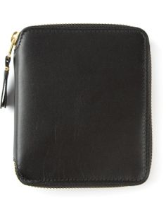 COMME DES GARÇONS  zip-up wallet