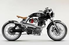 Concept cosmetic design for Mac Motorcycles, a start-up motorcycle company in the UK with a nod to classic cafe bikes.