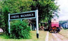 ferrocarriles del sud: El tren Caba-Pinamar hará paradas en estaciones in...