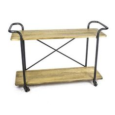 SagebrookHome Serving Cart