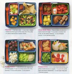 non refrigerated lunches - Google Search