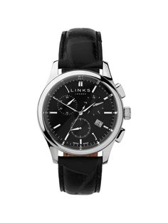 Links of London Regent Black Dial Chronograph Watch, N/A Buy for: GBP575.00 House of Fraser Currently Offers: Links of London Regent Black Dial Chronograph Watch, N/A from Store Category: Accessories > Watches > Men's Watches for just: GBP575.00 Check more at https://nationaldeal.co.uk/links-of-london-regent-black-dial-chronograph-watch-na-buy-for-gbp575-00/