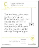 Nursery Rhyme ABCs post