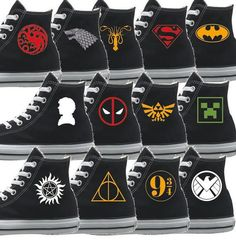 Converse Shoes for all Fandom Add text by UrbanArtAddict ., Custom Converse Shoes for all Fandom Add text by UrbanArtAddict ., Custom Converse Shoes for all Fandom Add text by UrbanArtAddict . Vans Converse, Custom Converse Shoes, Outfits With Converse, Vans Sneakers, Custom Shoes, Converse Chuck Taylor, Vans Custom, Nike Air Force One, Wedding Converse