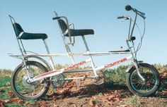 The Chopper tandem!!