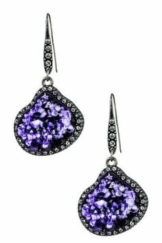 Gorgeous Drop Earrings ~
