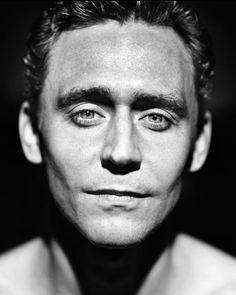 "philsharp: ""Tom Hiddleston, 2012.  Portrait from Out of Darkness #tomhiddleston #philsharp #portrait #photography #london #blackandwhite"" (https://www.instagram.com/p/BACWkbxILfb/ )"
