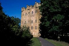 Alloa Tower was built around 1368 by the Erskine family to guard the River Forth ferry. The Erskines were trusted aides to an unbroken line of ruling Stuarts, and guardians to the Royal children.