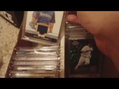Davessportscards Baseball Card Collection! Autos, Relics and more! - YouTube