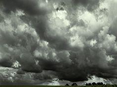 Towering Clouds Eifel/Germany...