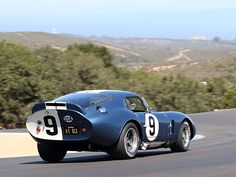 Shelby Daytona Coupe